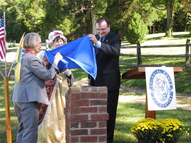 Germanna Foundation recognized for preservation of Salubria