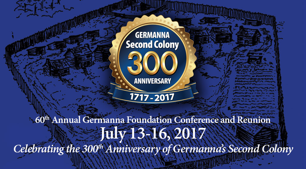 2017 Germanna Foundation Conference and Reunion