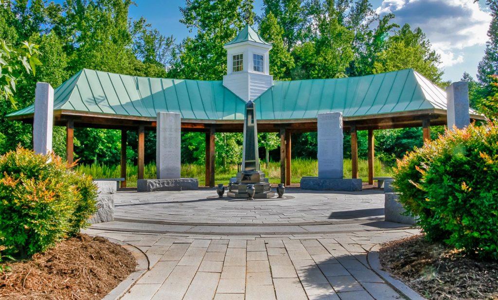 Germanna Memorial Garden