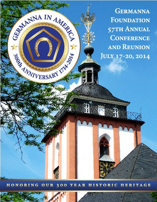 2014 Germanna Conference and Reunion