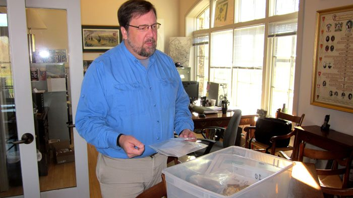 Germanna Foundation Announces Appointment of Dr. Eric Larsen as Staff Archaeologist