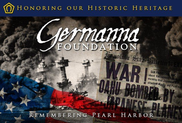 Remembering Pearl Harbor and Germanna's Own