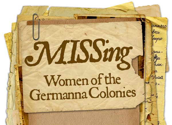 Genealogy of Germanna Colonies Women