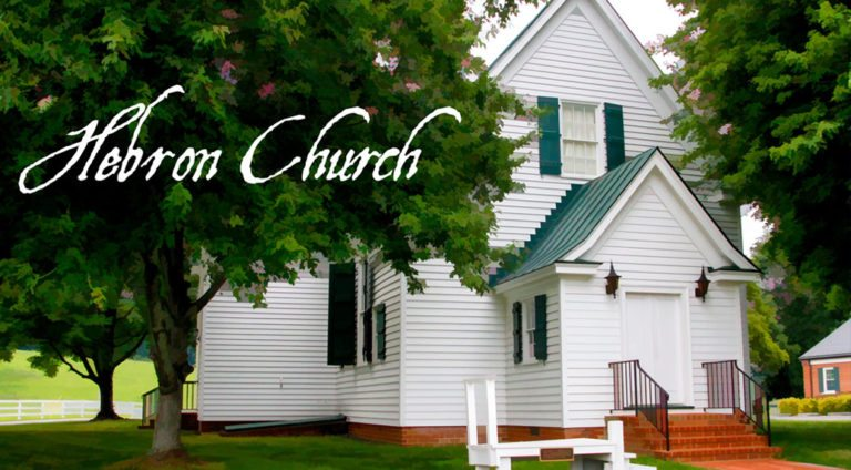 Hebron Lutheran Church, Madison, VA