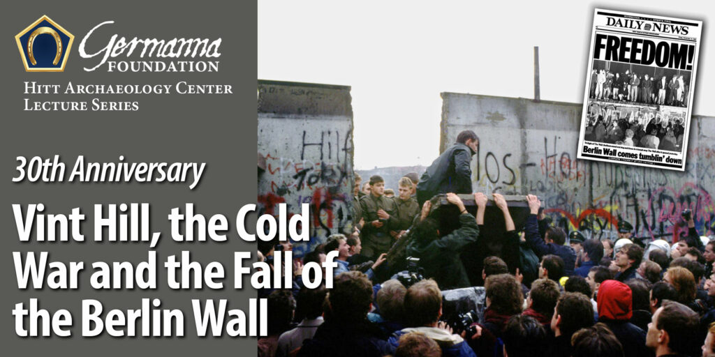 EVENT: Vint Hill, the Cold War and the Fall of the Berlin Wall