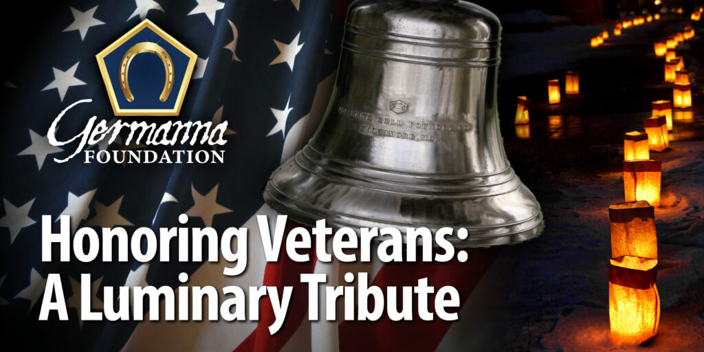 Honoring Veterans: A Luminary Tribute