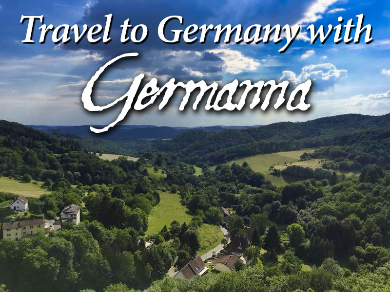 Travel to Germany in 2020 with the Germanna Foundation