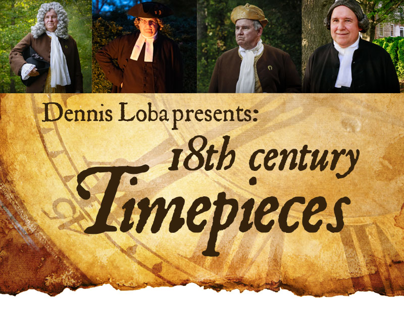 Webinar: 18th Century Timepieces with Dennis Loba