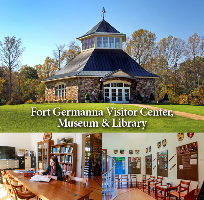 Fort Germanna Visitor Center