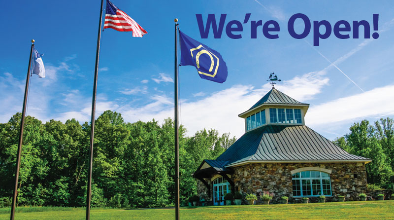 Ft. Germanna Visitor Center Now Open