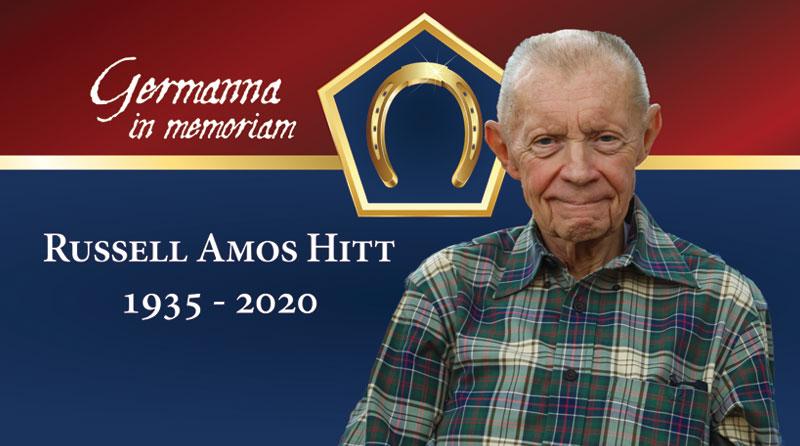 Russell Amos Hitt 1935-2020