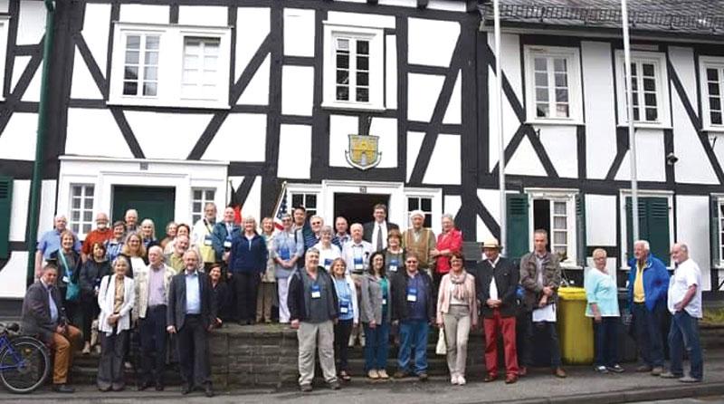 Germanna Foundation Germany Trip Webinar
