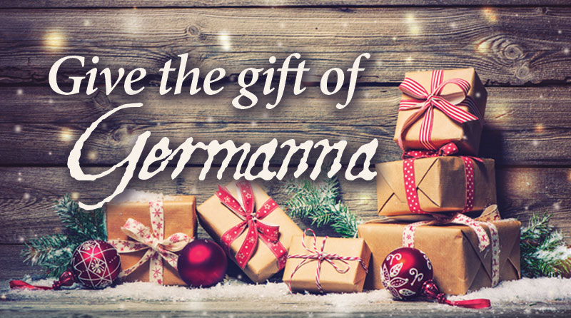 Germanna Holiday Gift-Giving Ideas