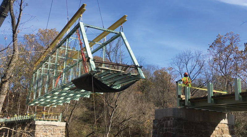 Hitt family was key to historic Culpeper bridge's rescue