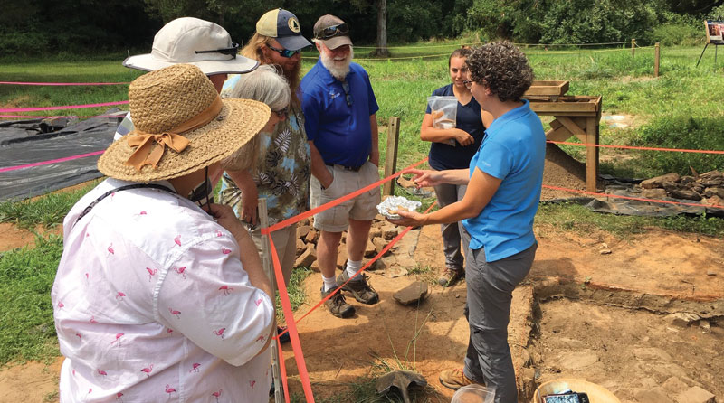 Digging for the truth at Fort Germanna