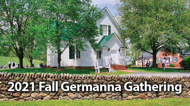 Germanna Fall Gathering Planned